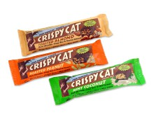 Crispy Cat Bars