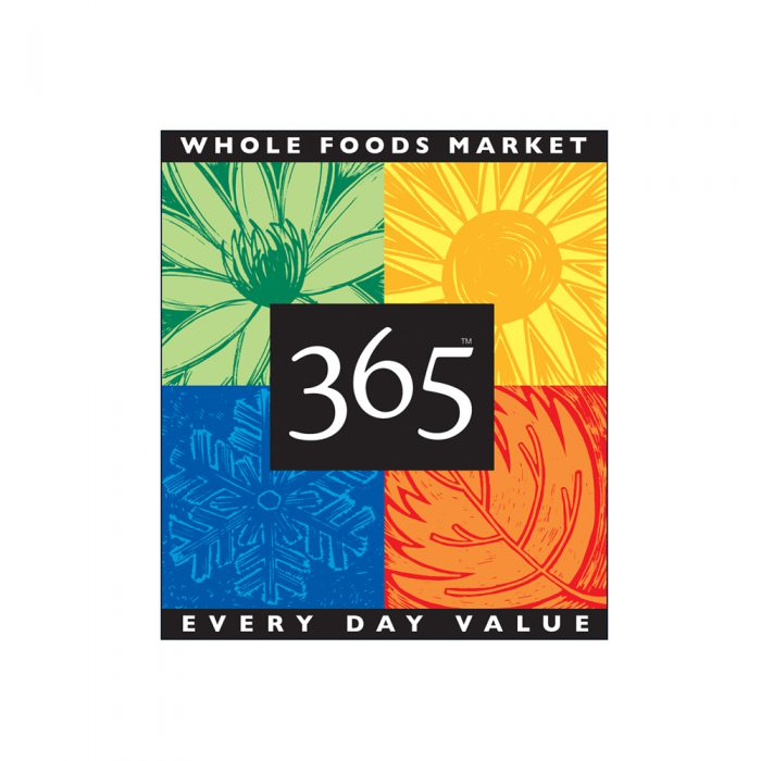 Whole Foods 365 Brand Identity and Package Design