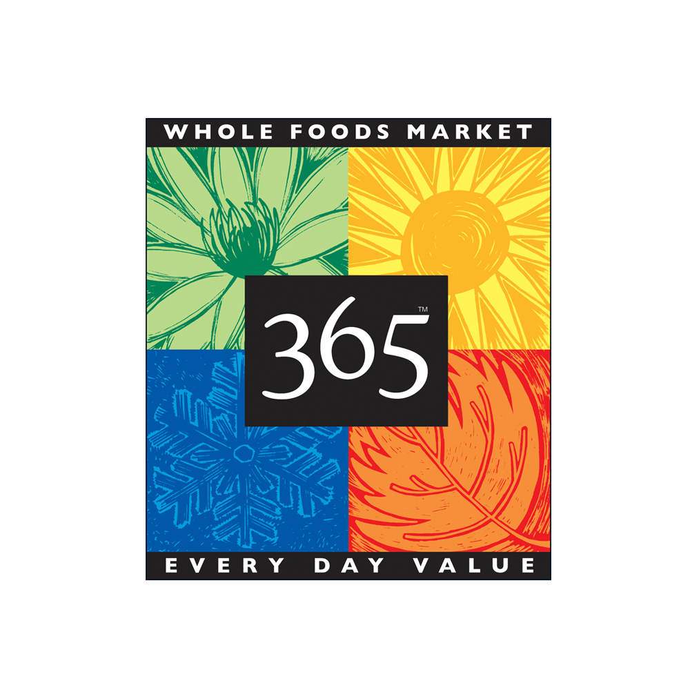 Whole Foods 365 Brand Package Design