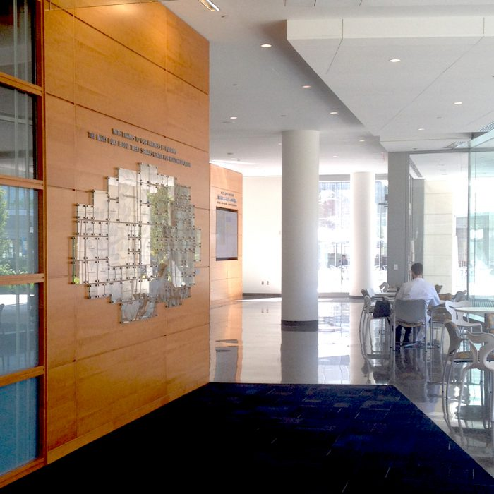 Duke School of Medicine Environmental Graphics