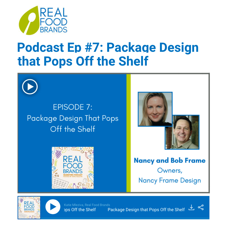 Podcast: Talking about Package Design