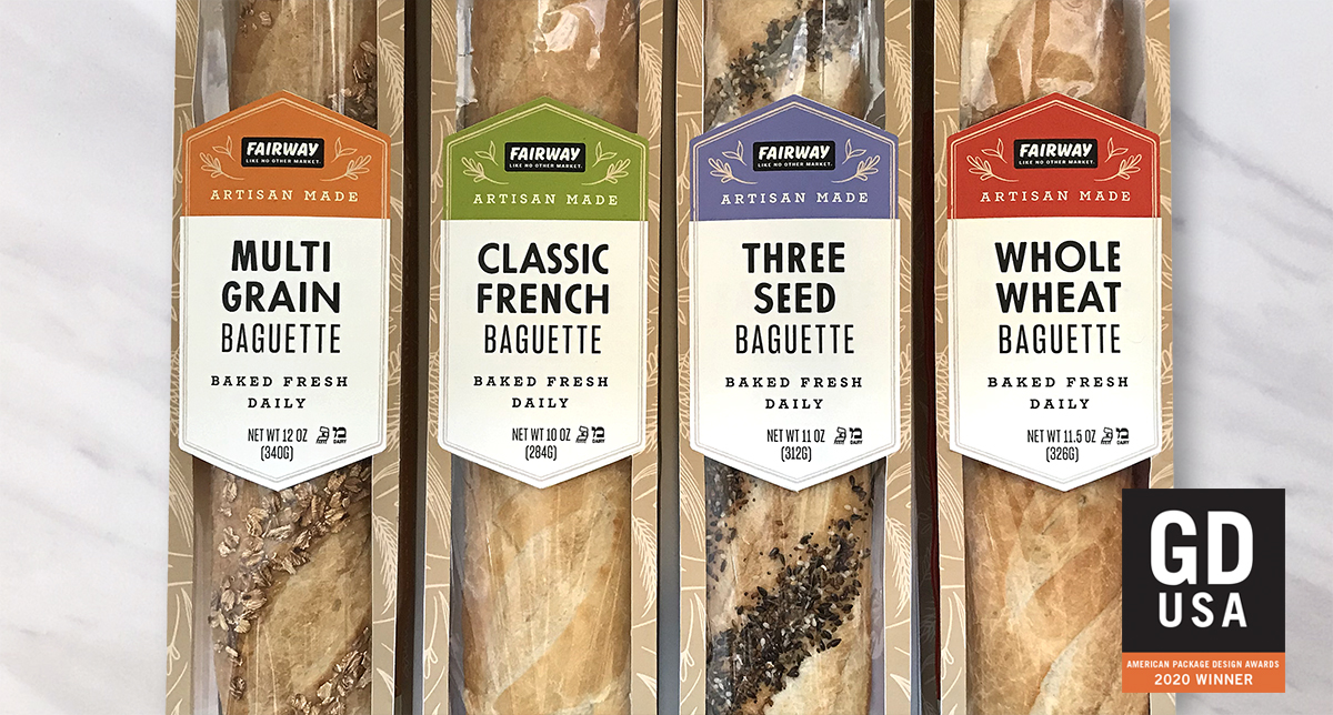 Fairway Baguette Bag photo